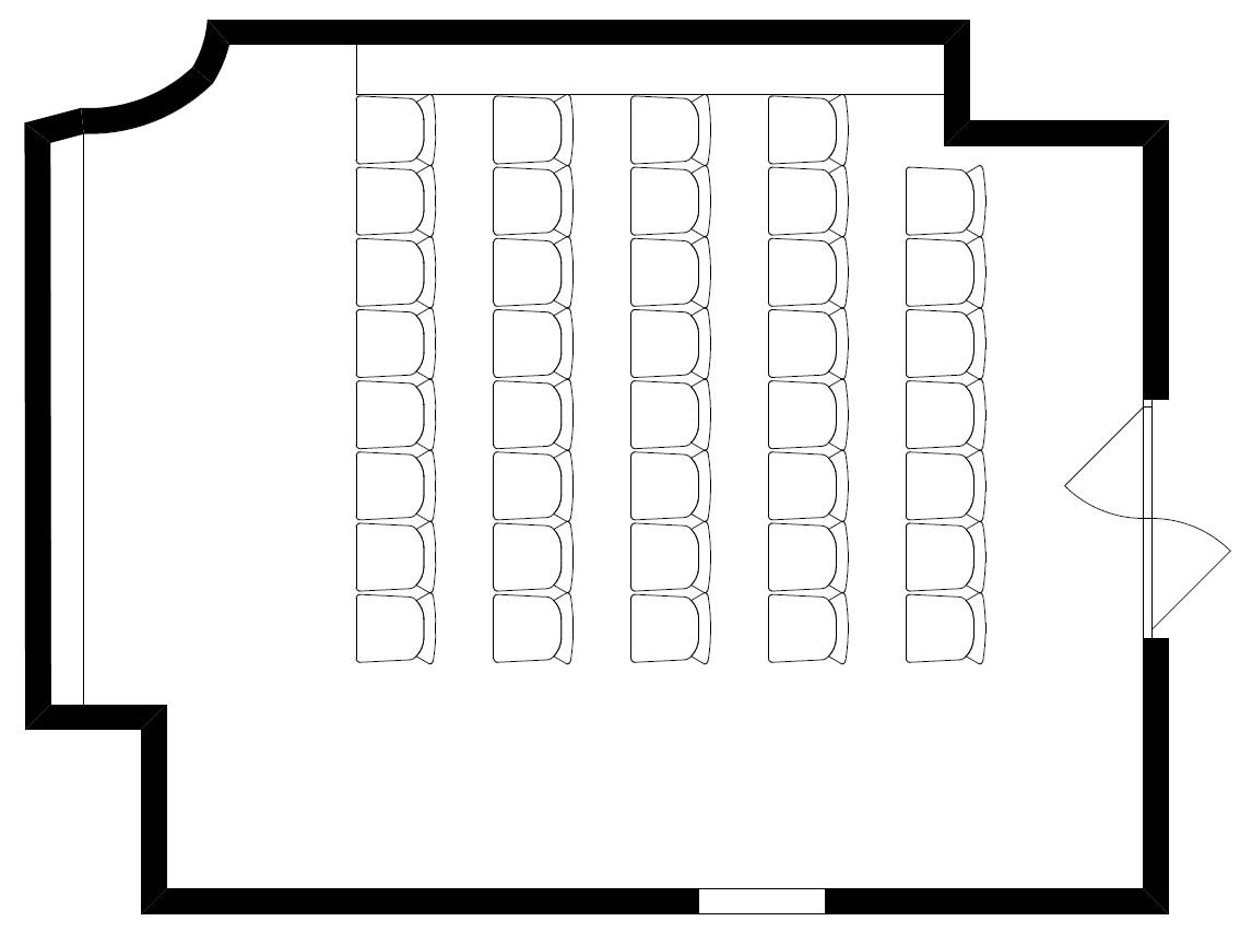 Variante 6: Theater (39 Personen)