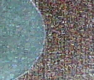 着色アルマイト処理アルミへの防錆マーキング