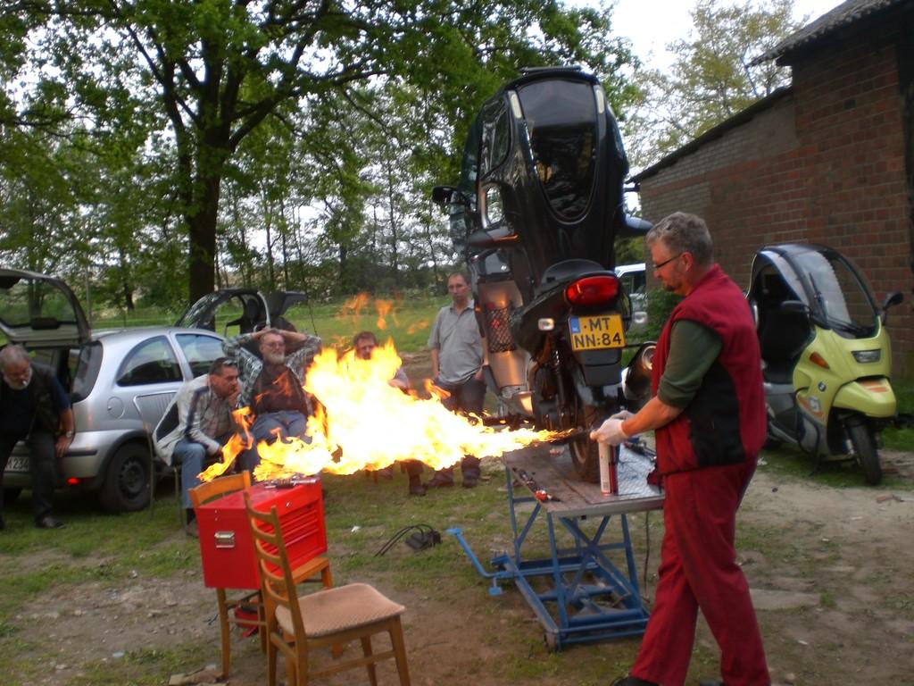 Feuerspielereien vonProf. Dr. MM
