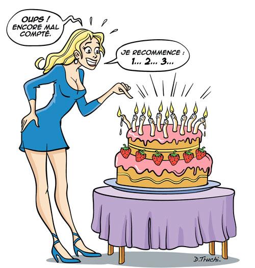 """Illustration réalisée pour la couverture de """"l'Officiel de l'Humour - 10 ans"""" (First Editions)"""