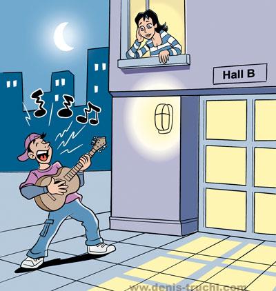 """Campagne de communication pour les gardiens d'immeubles : """"nuisances sonnores"""""""
