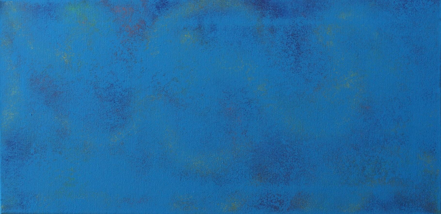 Träumerei - 30 x 60  - Acryl auf Leinwand