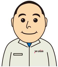 鳩よけジェル担当者尾崎