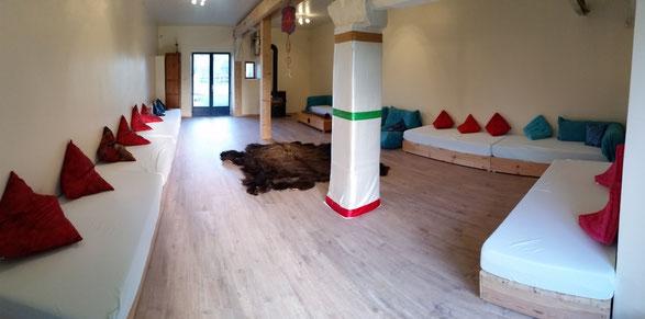 L'atelier chamanique