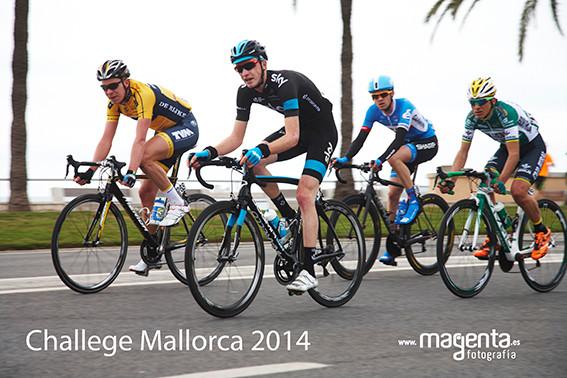 Challenge Mallorca, Netapp,coffidis,Iam,Caja Rural,Euskadi,Mtw,Burgos,Active Jet,MTW,Kuota,