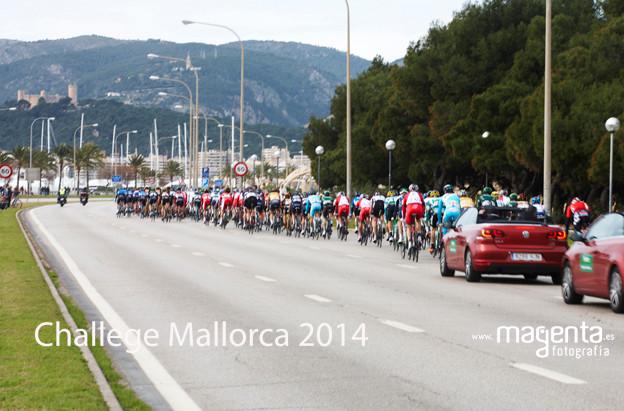 Challenge Mallorca, Sky,Movistar,Lotto,Omega Pharma,Garmin,Astana,Katasha,Orica,Lampre,Europcar,Novo