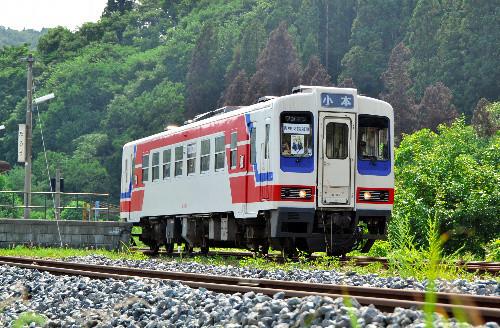 三陸鉄道 36-100型 気動車
