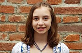 <span>2017</span> Annika Miller (Gau-Jugend)