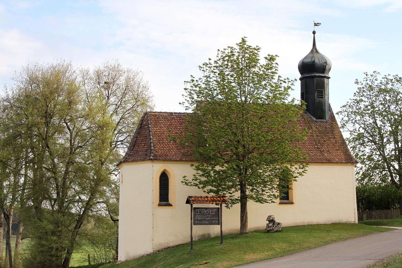 Kapelle bei Maßhalderbuch