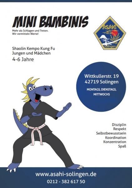 kinderturnen solingen judo karate