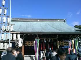 伊勢神社写真