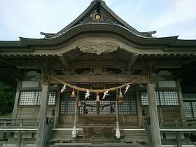 鏡山稲荷神社写真
