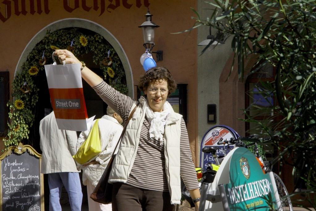 Ulli hat Geburtstag und plündert mein Portmonee! Einkauf in Wertheim!