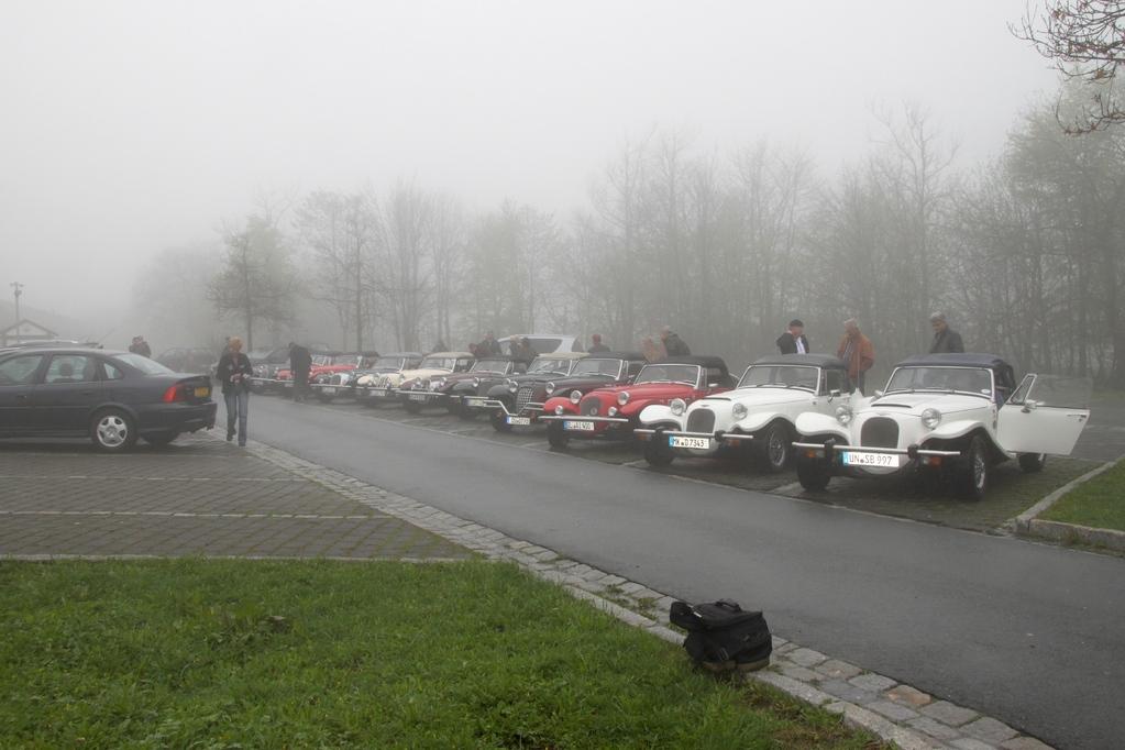 Parkplatz Kahler Asten