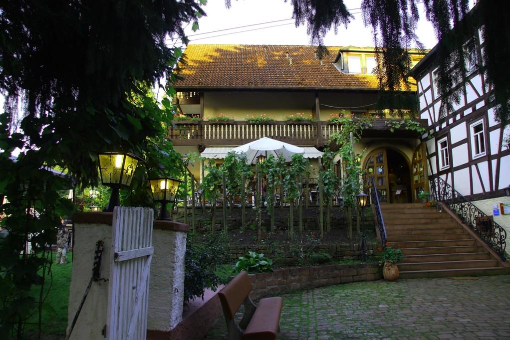 Hotelteilstück in Klingenberg