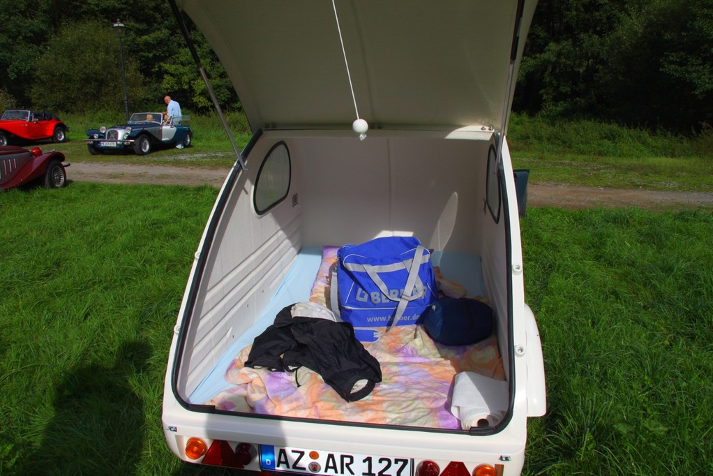 kleinster Wohnwagen von Andreas