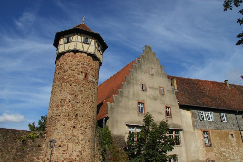 Turm Michelstadt