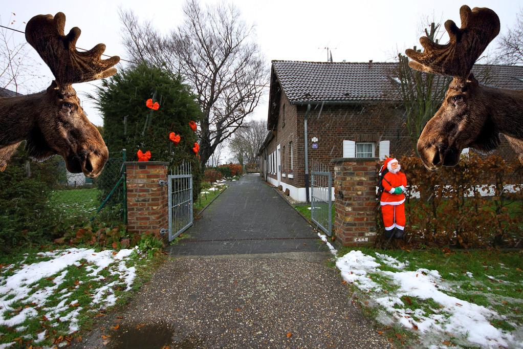 Hier gehts rein........Nikolausfeier bei Ilona & Günther Cloeters