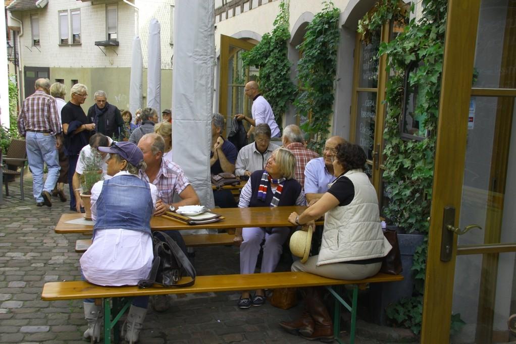 tolles Lokal (Brauerei) in Michelstadt