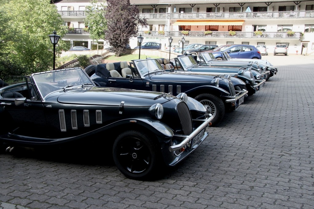 Panther-Parking!