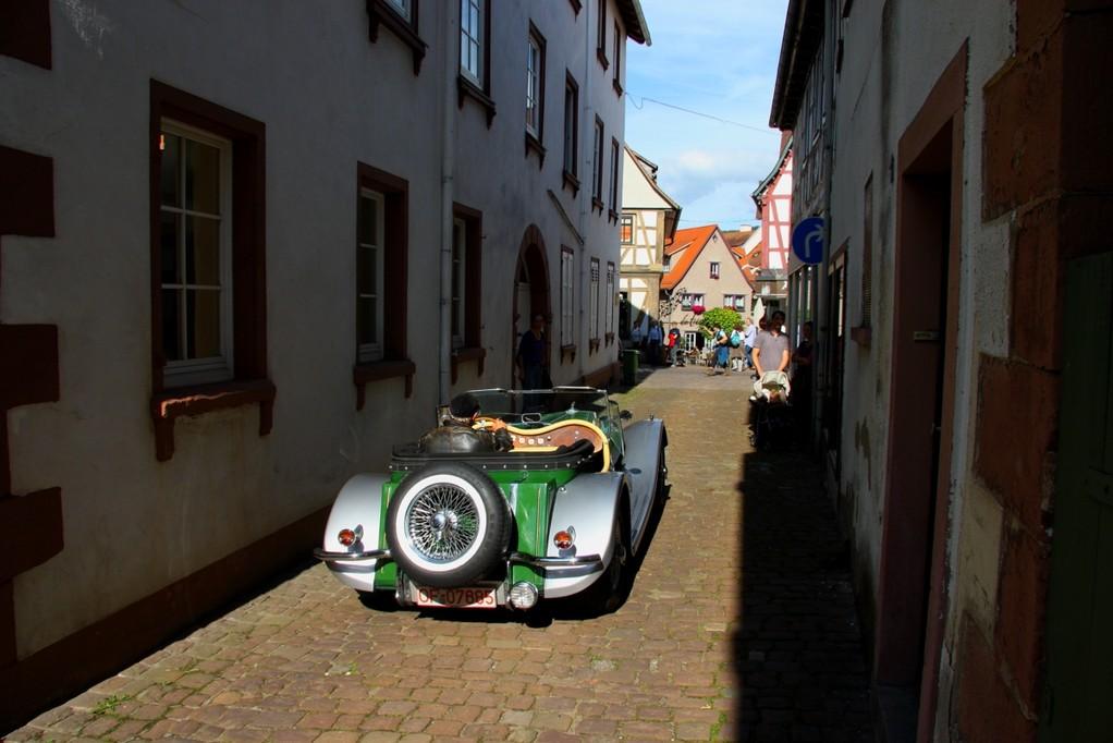 Rückseite J 72 in Michelstadt