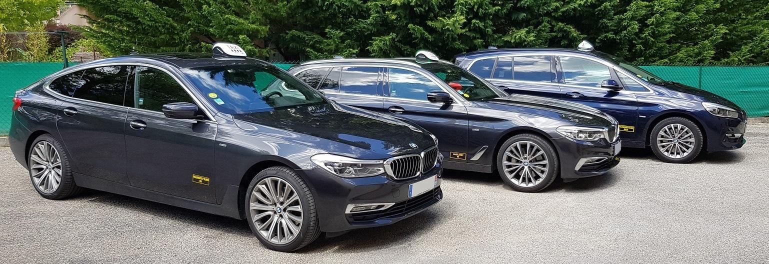 BMW 6 GT - 5 TOURING AND GRAN TOURER
