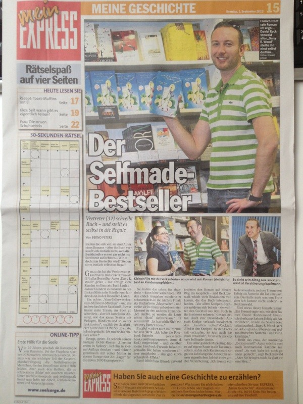 Kölner Express 01.09.2013