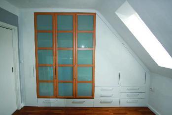 Dachschrägeneinbauten, © Ladenbau Berschneider, Deining