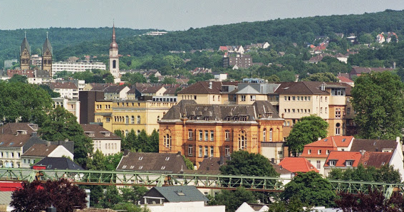 Suitbertuskirche, Christuskirche, Arrenberg
