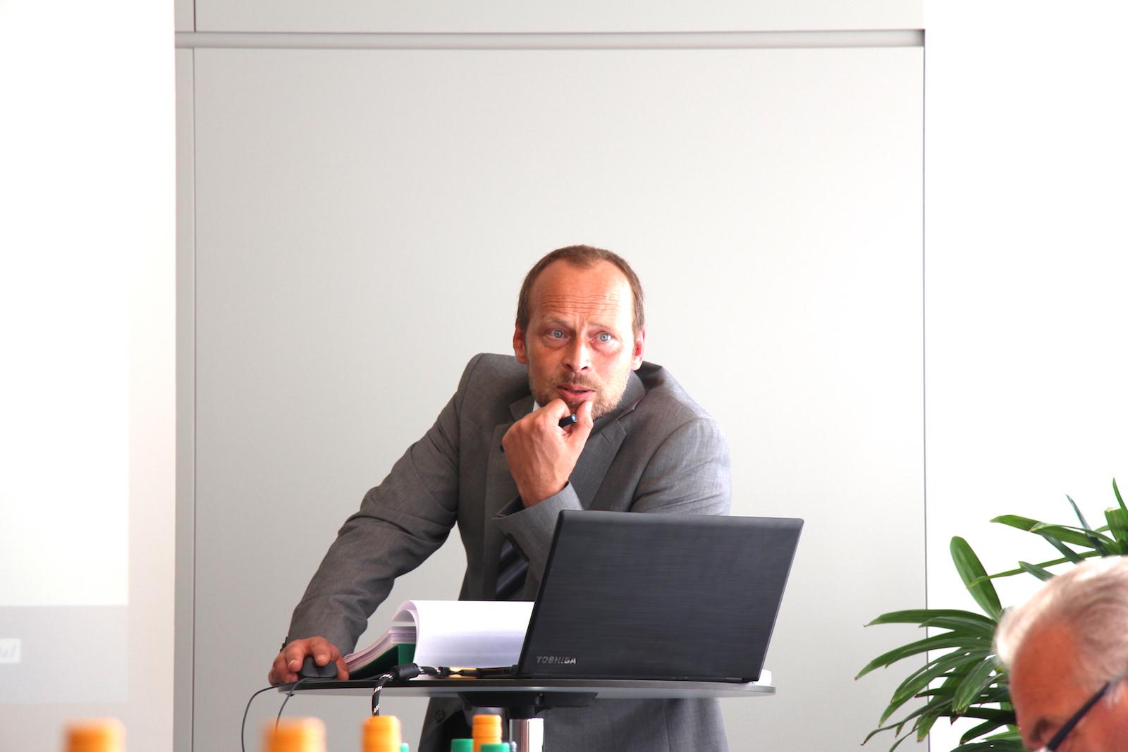 RA Wolfram Bauerhorst von der WPK Beratungs GmbH