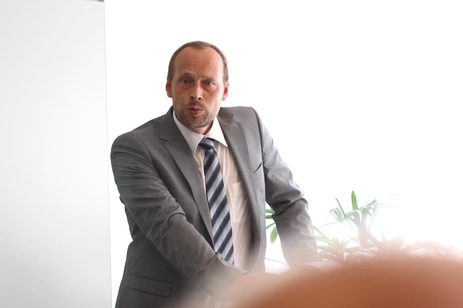 RA Wolfram Bauerhorst informierte über die DSGVO