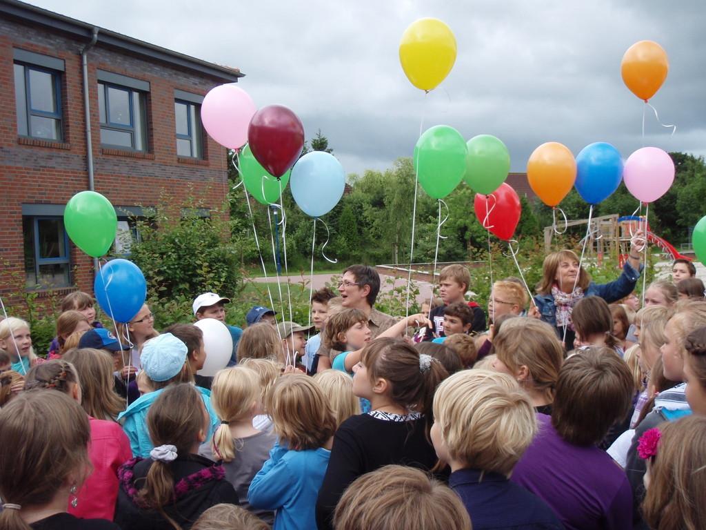 37 Luftballons...