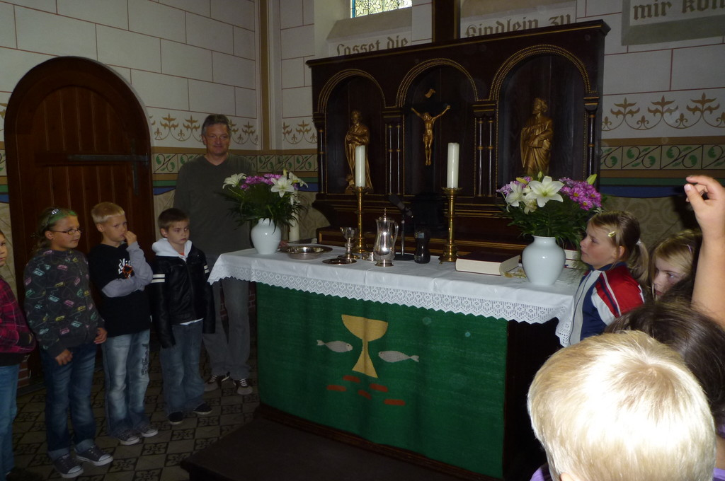 Am Altar