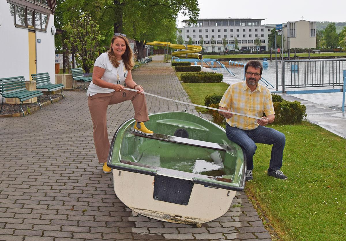 Freibad Horn - Öffnung auf 22. Mai verschoben