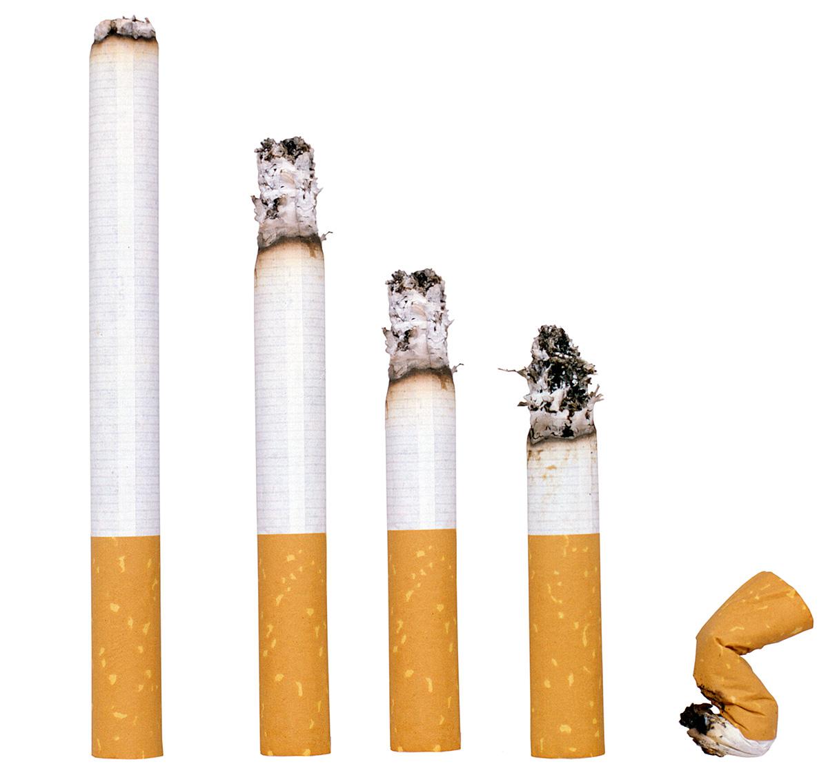 ÖGK: Ohne Tabak ins neue Jahr