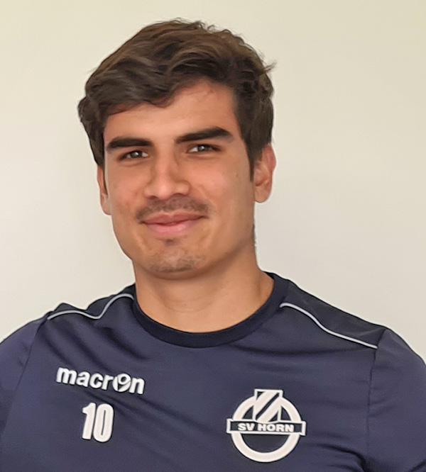 Stürmer Marco Siverio Toro verlängert beim SV Horn