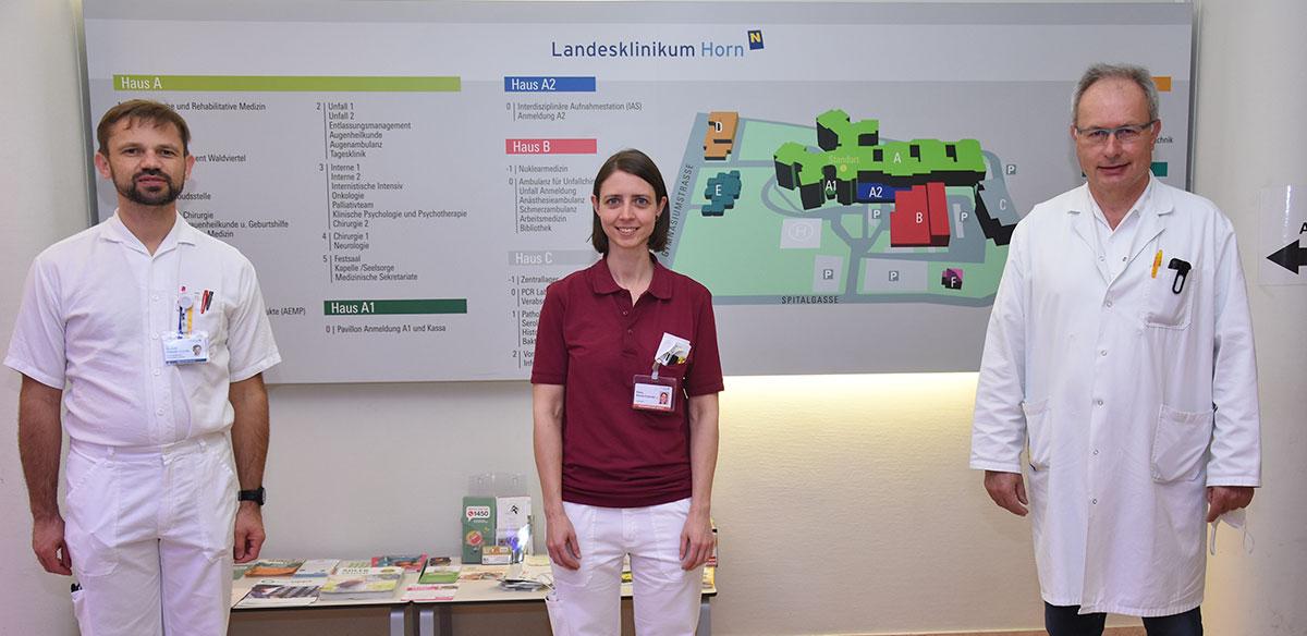 Institut für Physikalische Medizin und Rehabilitation hat neue therapeutische Leitung
