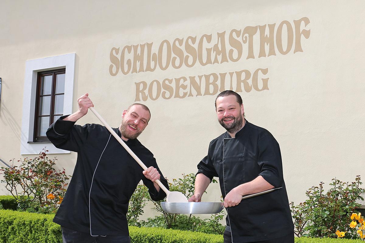 Gastronomie auf der Rosenburg nun in Horner Hand