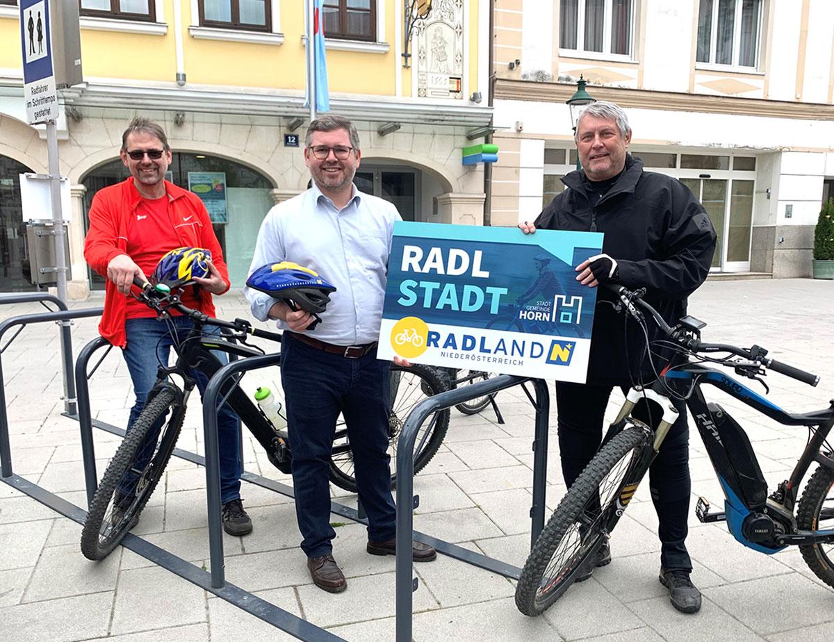 """""""Radlstadt"""" Horn"""