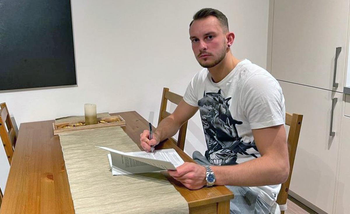 SV Horn verpflichtet Nachwuchsnationalteam-Torhüter Daniel Antosch