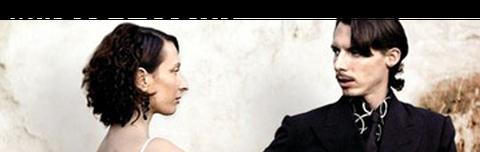 Enrique y Judita - Andrea Roggon - Filmplakat
