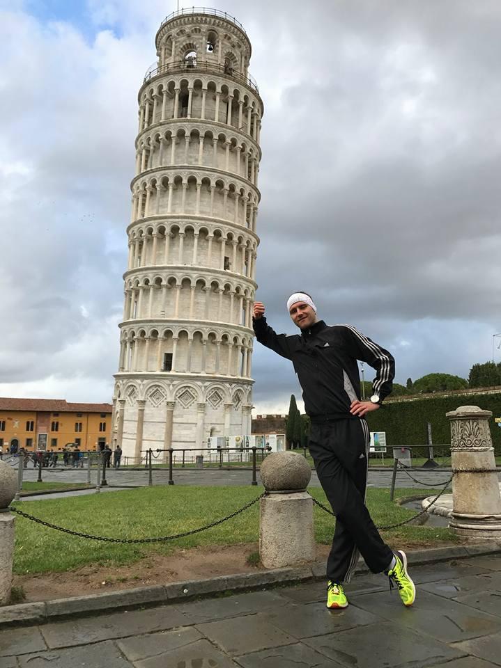In Pisa gibts eben nicht nur einen schiefen Turm! Foto: zVg