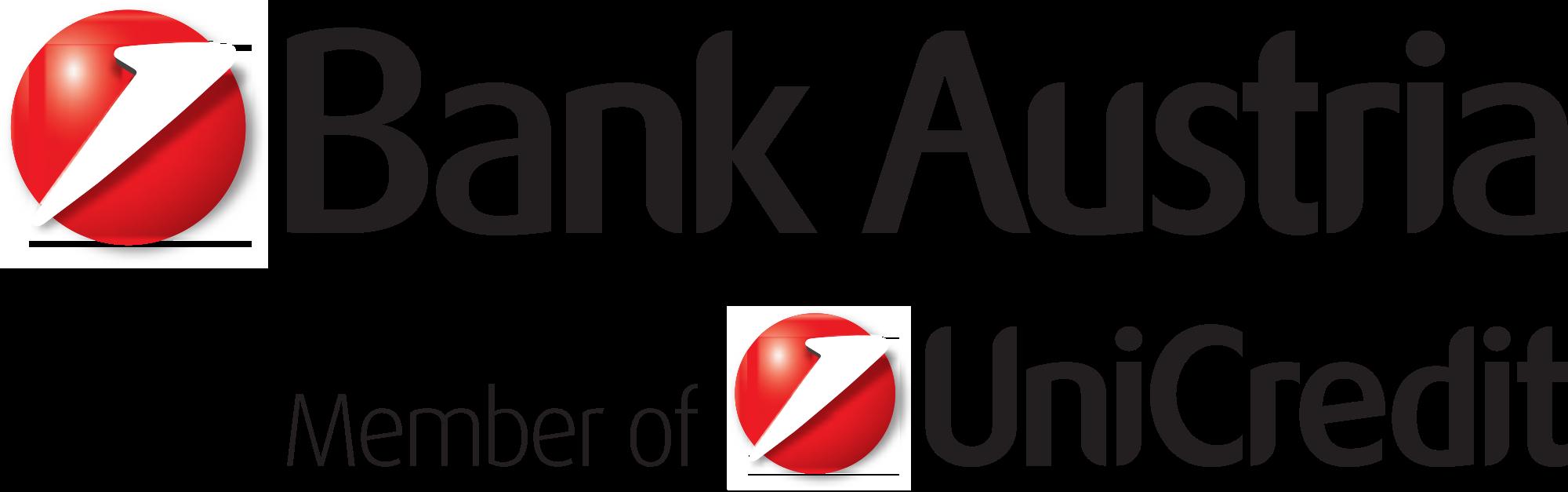 Bank Austria-Homepage