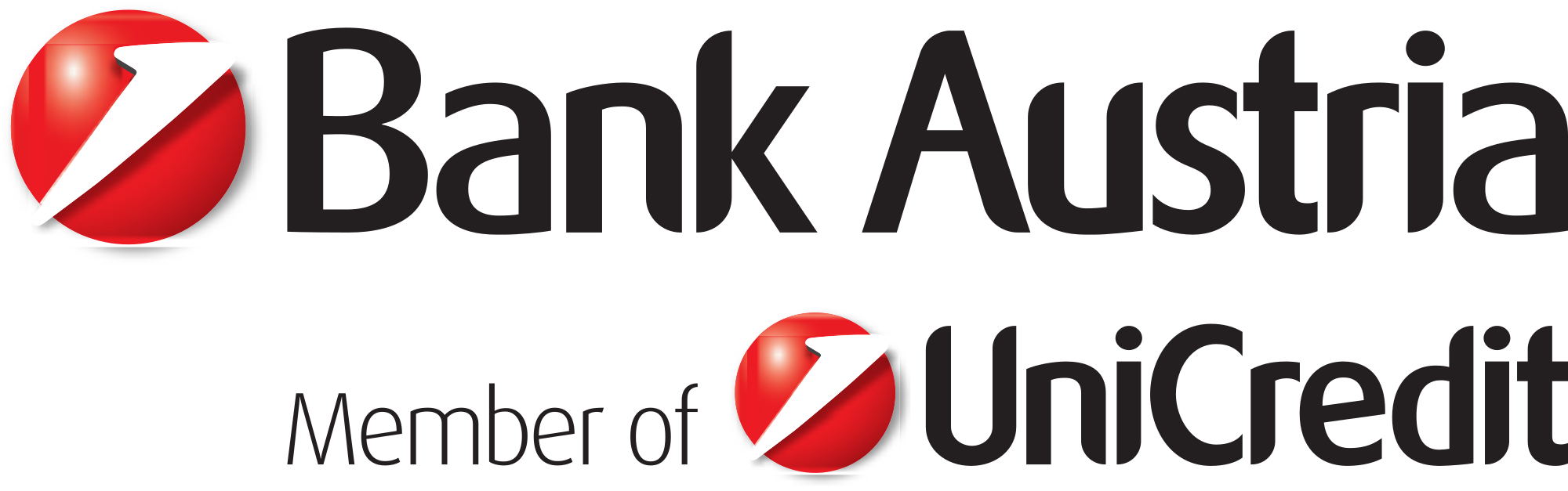 Bank Austria-Homepage