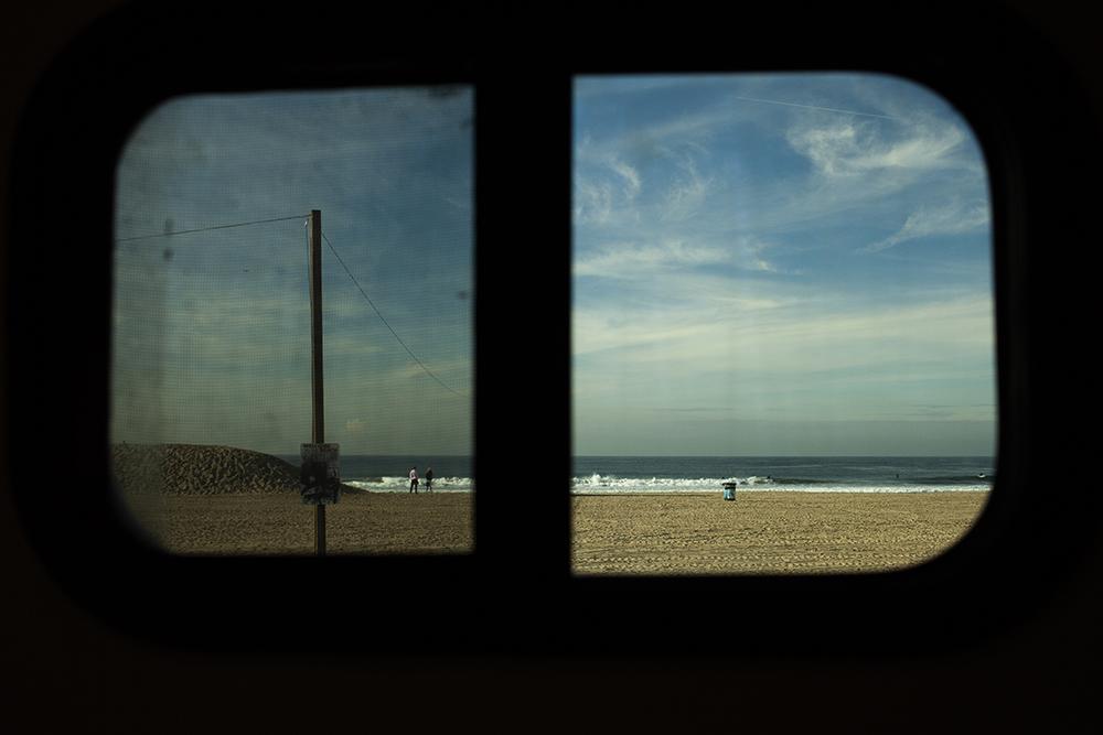 VAN VENICE BEACH VIEW