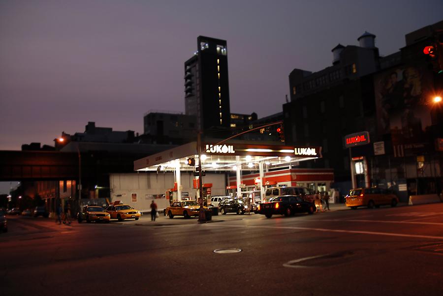 GAZ STATION NYC
