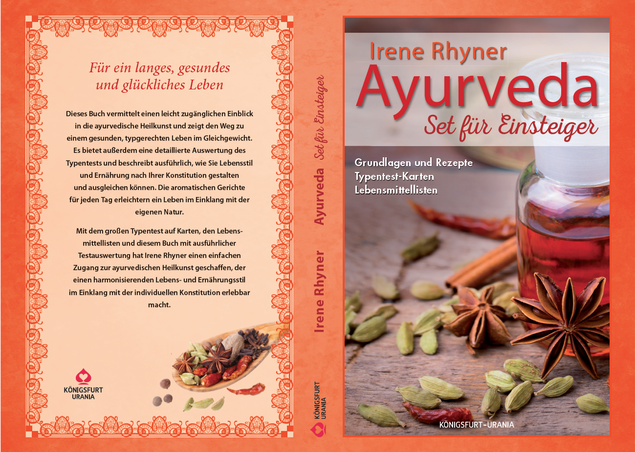 Ayurveda Fachbücher - AYURVEDA RHYNER® - EU / Ayurveda Web Shop