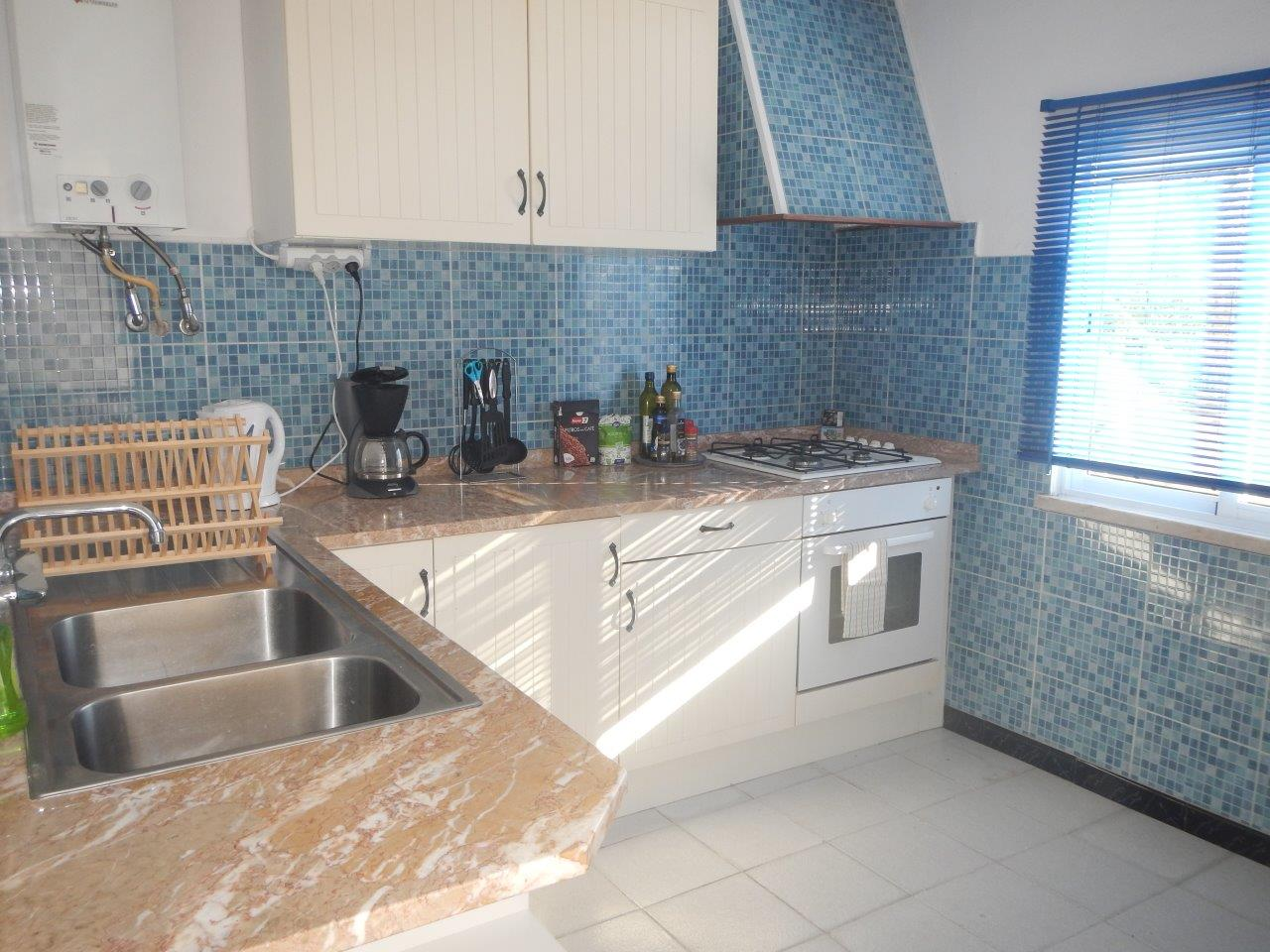 Die Küche vom Casa Familia