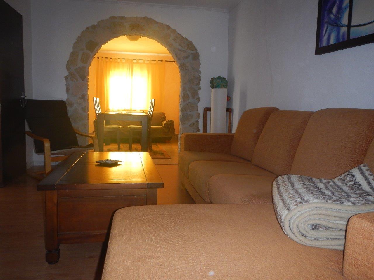 Das Wohnzimmer vom Casa Familia