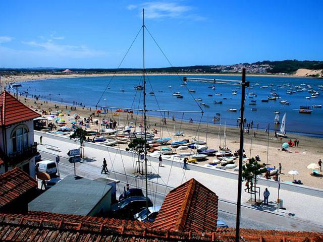 Urlaub in Sao Martinho do Porto, Ferienwohnung mieten.